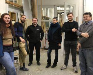 Team Holzkombinat