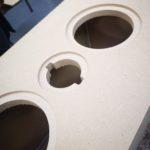 Kreisfräsungen mit CNC