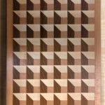 Mosaik-Schneidebrett 3DOptik